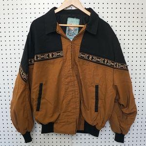Mens Southwestern Style Vintage Jacket